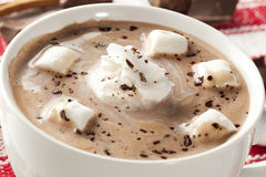 Gourmet Hot Chocolate Royalty Free Stock Photos