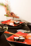 gourmet- japan Royaltyfri Fotografi