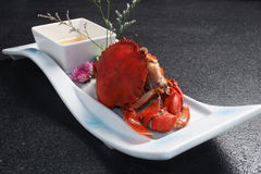 Gourmet japanese crab Royalty Free Stock Photography
