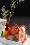 Gourmet japanese crab Stock Photo