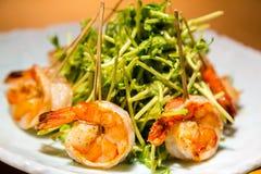 Gourmet- japansk mat Royaltyfri Bild