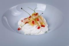 gourmet- mål Royaltyfri Fotografi
