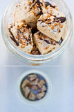 Gourmet- marshmallower Royaltyfri Fotografi
