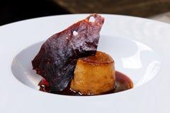 Gourmet meal Royalty Free Stock Photos