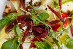 Gourmet meal Stock Photos