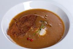 Gourmet meal Stock Photography