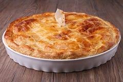 Gourmet pie Stock Photography