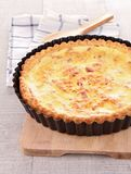 Gourmet quiche Royalty Free Stock Photography