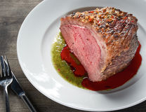 Gourmet Roasted Meat Royalty Free Stock Image