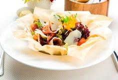 Gourmet salad Stock Photo