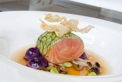 Gourmet sashimi Royalty Free Stock Image
