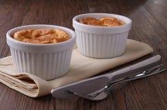 Gourmet souffle Royalty Free Stock Photos