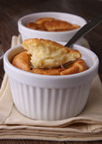 Gourmet souffle Royalty Free Stock Image