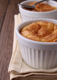Gourmet souffle Royalty Free Stock Images
