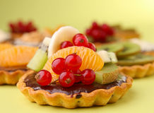 Gourmet tart Royalty Free Stock Images