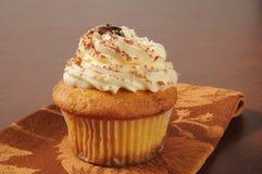 Gourmet tiramisu cupcake Stock Photo