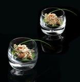 Gourmet tuna salad Stock Photography