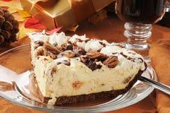 Gourmet turtle pie Stock Images