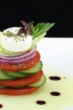 Gourmet Vegetables salad Royalty Free Stock Image