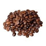 Gourmetkaffe för espresso 800 på vit bakgrund Espresso 800 royaltyfria bilder