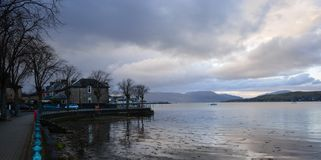 Gourock royalty free stock photos