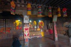 Goutama Buddha, Sikkim -, India Obraz Stock