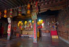 Goutama Buddha, Sikkim -, India Fotografia Royalty Free
