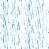 Goutte bleue de peinture d'encre d'aquarelle d'Art Dark Photo libre de droits