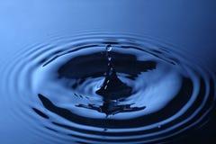 Gouttelettes d'eau Photo libre de droits