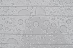 Gouttelettes d'eau Images libres de droits