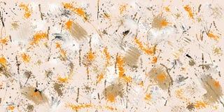 Égouttement abstrait Photo stock