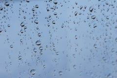 Gouttes de pluie 05 Photo libre de droits