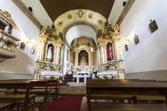 Gouveia Barokowy kościół litość zdjęcie royalty free