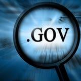 Gouvernement illustration de vecteur