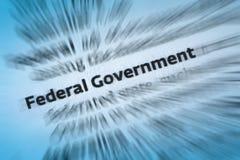 Gouvernement fédéral images stock
