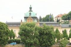 Gouvernement à Prague Photographie stock