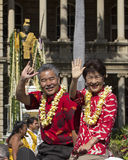 Gouverneur Hawai ' ich Lizenzfreie Stockfotos