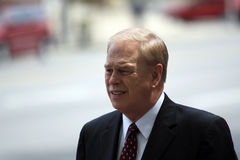 Gouverneur van Ohio, Ted Strickland stock foto