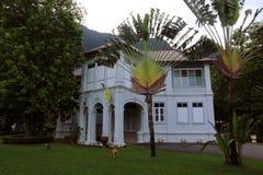 Gouverneur-'Villa Lizenzfreies Stockfoto