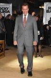 Gov. Arnold Schwarzenegger Royalty Free Stock Photo
