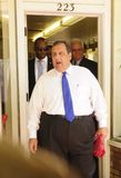 Gov. Chris Christie Stock Images