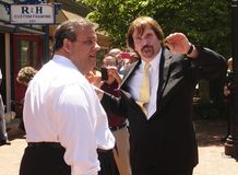 Gov. Chris Christie Royalty Free Stock Photography