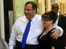 Gov. Chris Christie Stock Photos