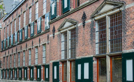 Goverment building Groningen Stock Image