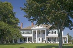 Goverment House, Prince Edward Island, Canada Royalty Free Stock Image