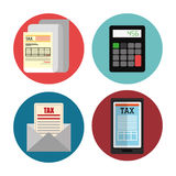 Goverment taxes payday Royalty Free Stock Photo