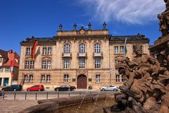 Goverment upper franconia Bayreuth Stock Images