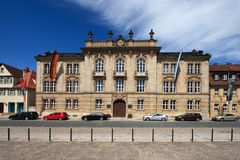 Goverment upper franconia Bayreuth Stock Photo