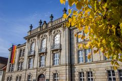 Goverment upper franconia Bayreuth Royalty Free Stock Image