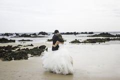 Governa il matrimonio del mare Fotografia Stock Libera da Diritti